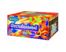 """Батарея салютов Фестивальный Р8350-16 (0,8"""", 1"""", 1,25"""" х 160)"""