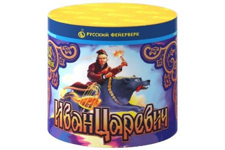 """Батарея салютов Иван-Царевич Р7205 (0,8"""" х 13)"""