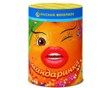 "Батарея салютов Мандаринка Р7453 (1"" х 8)"
