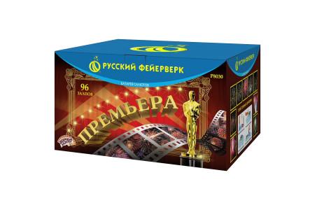 """Батарея салютов Премьера Р8030 (1,25"""" х 96)"""
