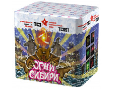 "Батарея салютов Огни Сибири ТС851 (1,2"" х 36)"