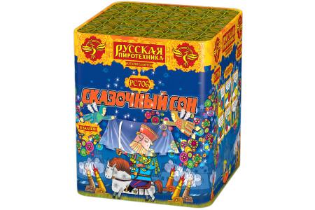 "Батарея салютов Сказочный сон РС706 (1"" х 16)"