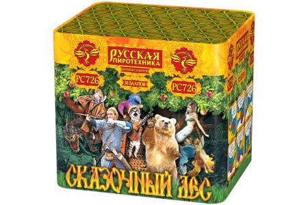 "Батарея салютов Сказочный лес РС726 (1"" х 36)"