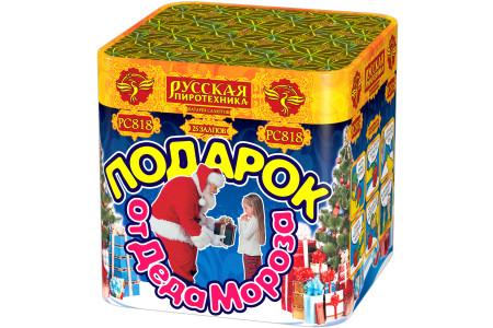 "Батарея салютов Подарок от Деда Мороза РС818 (1,2"" х 25)"