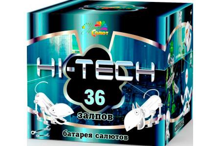 """Батарея салютов Хай - Тэк СП0803602 (0,8"""" х 36)"""