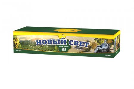 """Батарея салютов Новый свет СП8118801 (0,8""""/1"""" х 268 залпов)"""